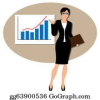 professional woman clip art resized