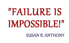 failure-is-impossible